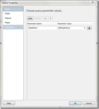 Handling SSRS Multi-Valued Parameters in DAX Queries