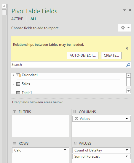 What's New In The Excel 2016 Preview For BI? « Chris Webb's BI Blog