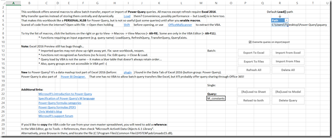 Power Query/Excel 2016 VBA Examples « Chris Webb's BI Blog