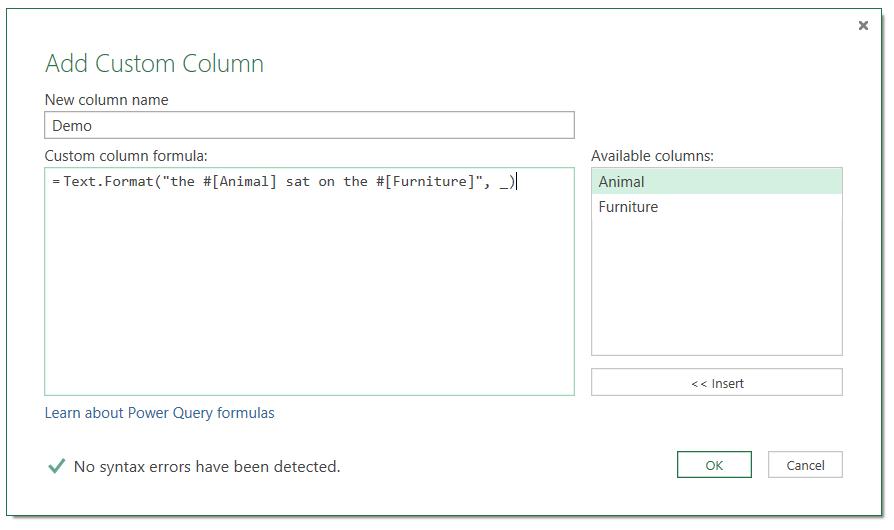 The Text Format() Function In Power BI/Power Query M « Chris