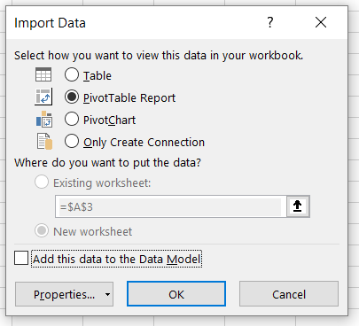 Exporting Power Query/M Queries To ODC Files In Excel 2016