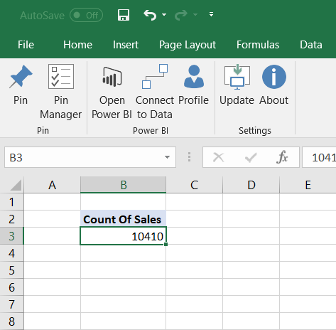 "Creating Excel ""Data Dump"" Reports From Power BI « Chris"