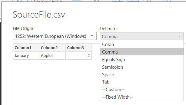 An In-Depth Look At The Csv Document M Function « Chris Webb's BI Blog