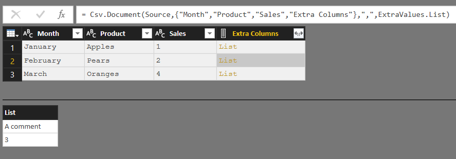 An In-Depth Look At The Csv Document M Function « Chris