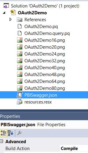 Using OpenApi Document() To Create A Power BI Custom