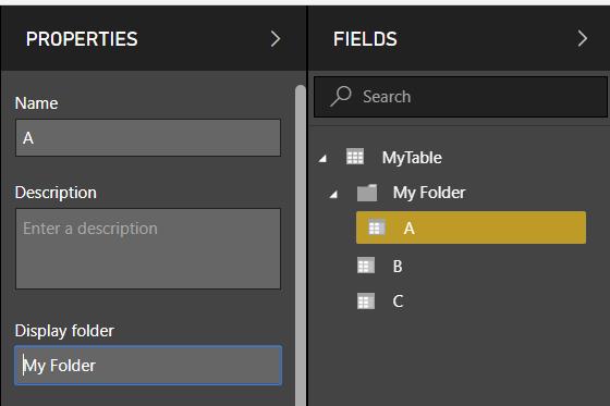 Nested Display Folders In Power BI « Chris Webb's BI Blog