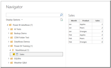 Attaching Manually-Created Common Data Model Folders In